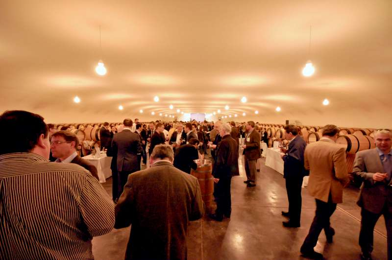 Union des Grands Crus tasting at Lascombes
