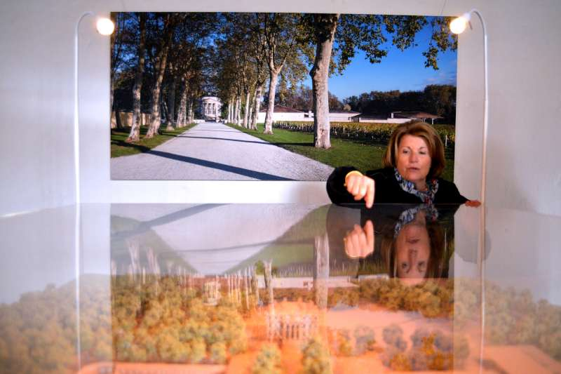 Corinne Mentzelopoulos talks about Château Margaux's current developments