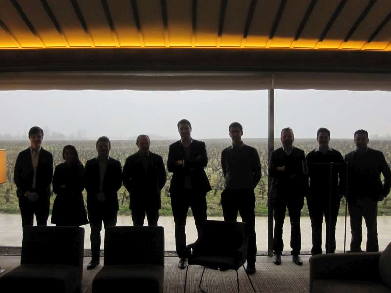 The Usual Suspects at Chateau Latour