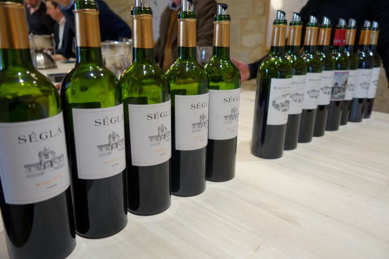 A look back at recent vintages of Segla and Rauzan Segla. Quality wines here.