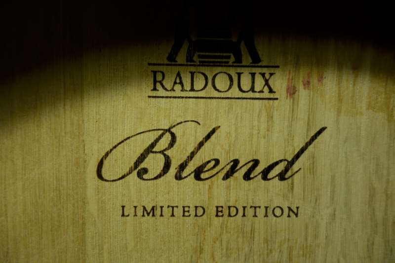 The Radoux blend barrel which gives Tertre Roteboeuf it's distinctive round, plush tannins and texture