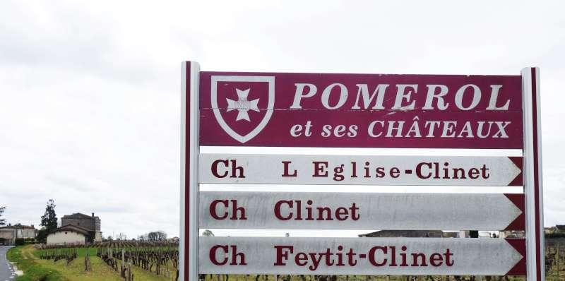 All signs point to a great Pomerol vintage...